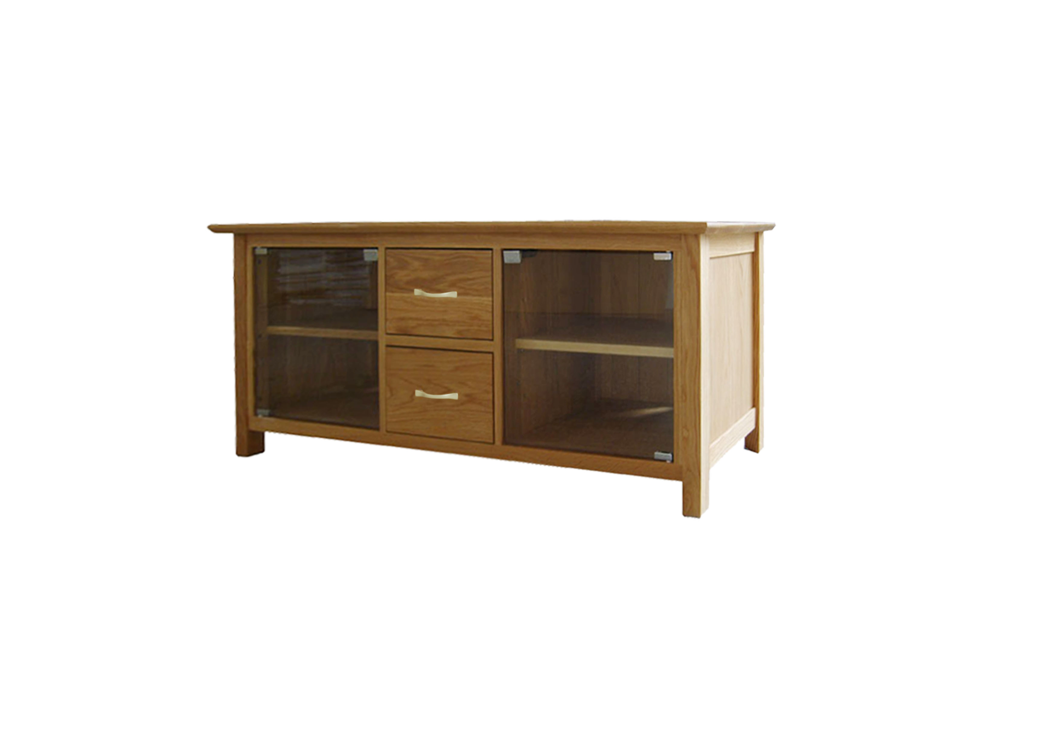 Easyfurn Tv Meubel.Large Tv Unit With Glass Doors Choice Furniture And Carpets