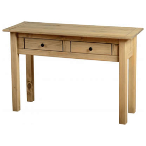 Panama 2 Drawer Console Table