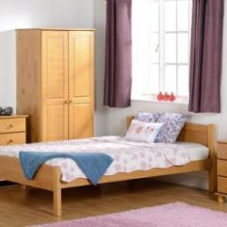 Choice Furniture, Amber bed with SOL