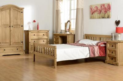 Corona Bedroom Range at Choice Furnishing
