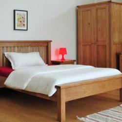 Farmhouse Oak Bedroom