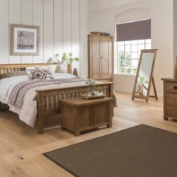 Woodland Oak Bedroom